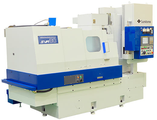 Vertical Spindle Rotary Surface Grinding Machine - SVR Series