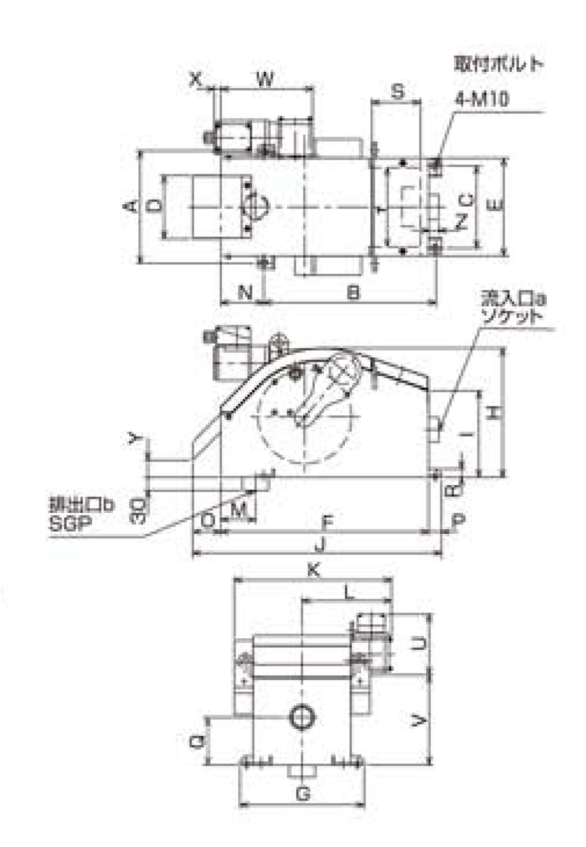 type KD・type FD設計図